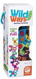 Mindware: Wild Ways - Stacking Monkeys