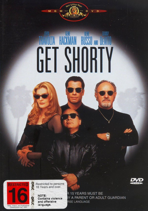 Get Shorty on DVD image