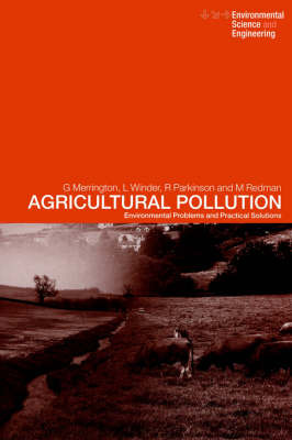 Agricultural Pollution by Graham Merrington image
