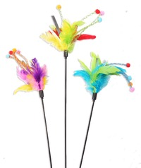 Pawise: Feather Wand - 50cm