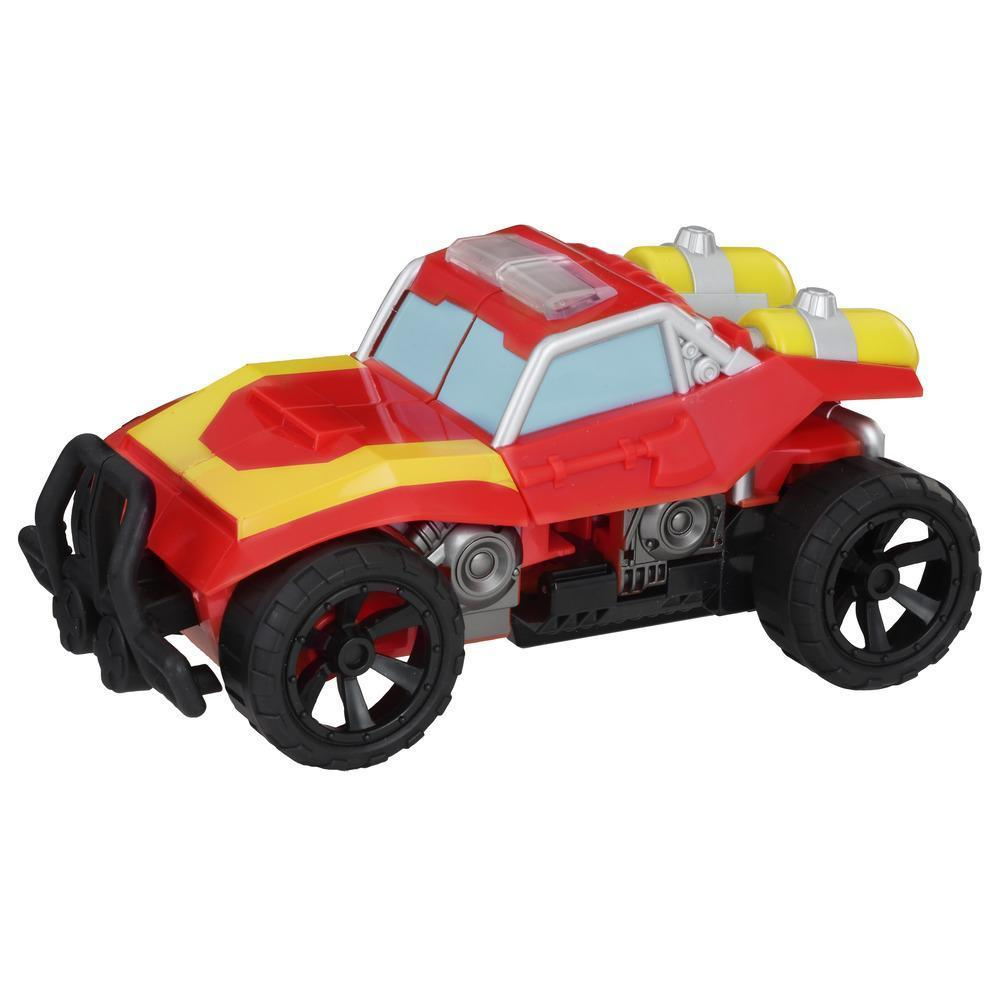 Transformers: Rescue Bots Academy - Electronic Hot Shot image