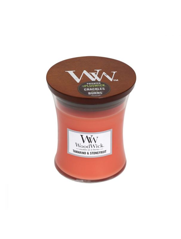 Woodwick: Tamarind & Stonefruit (Medium)