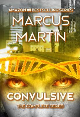 Convulsive: The Complete Series by Marcus Martin