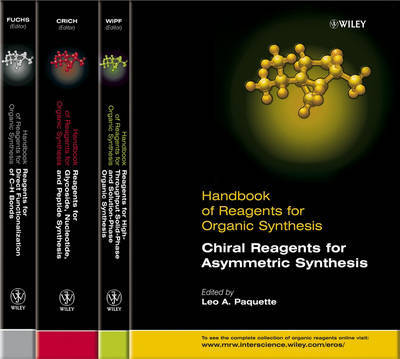 Handbook of Reagents for Organic Synthesis by Leo A. Paquette image