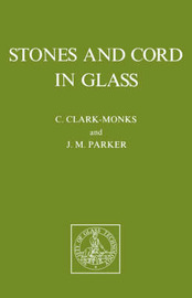 Stones and Cord in Glass by C.Clark- Monks image