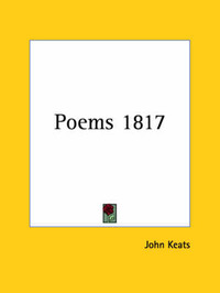 Poems 1817 by John Keats