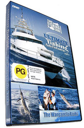 Ultimate Fishing Adventures Volume 1: Wanganella Banks on DVD