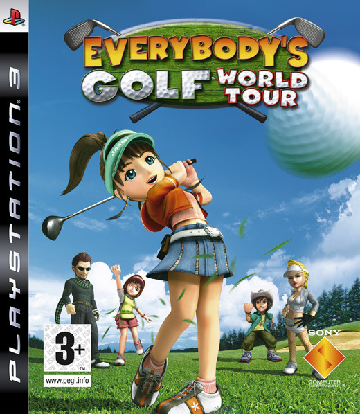Everybody's Golf World Tour for PS3