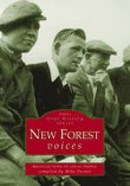New Forest Voices by Mike Turner image