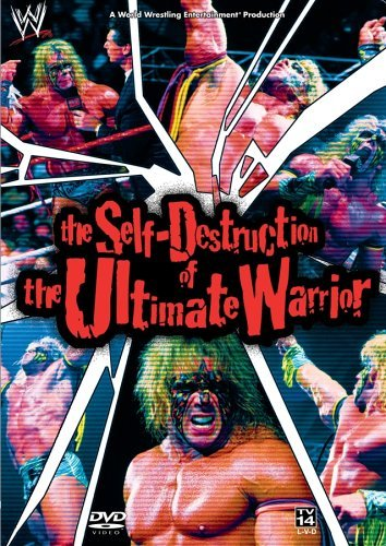The WWE - Self-Destruction of The Ultimate Warrior on DVD image