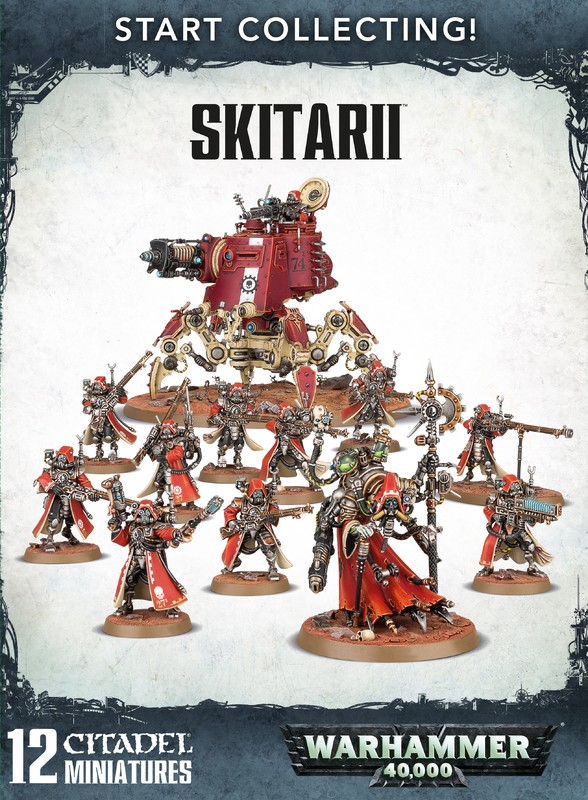Start Collecting: Skitarii