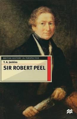Sir Robert Peel by Terry Jenkins