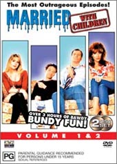 Married With Children - The Most Outrageous Episodes!: Vol. 1 And 2 (2 Disc Set) on DVD