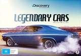 Legendary Cars Collector's Set on DVD