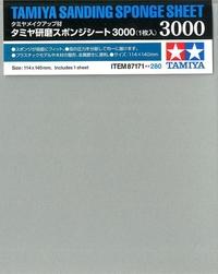 Tamiya: Sanding Sponge - P3000