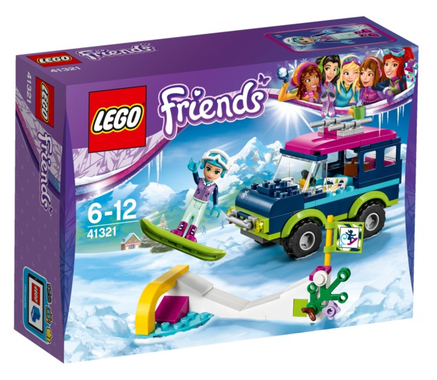 LEGO Friends: Snow Resort Off-Roader (41321)