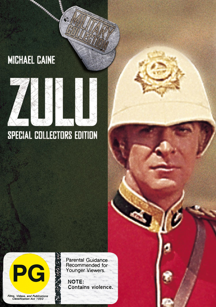 Zulu (2 Disc Set) on DVD image