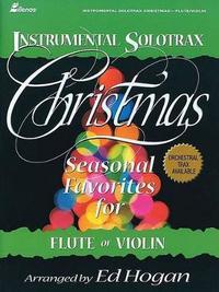 Seasonal Favorites for Flute or Violin image