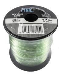 Fishtech 1/4 Pound Nylon Spool 60lb 174m
