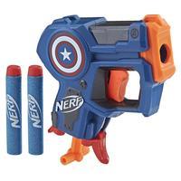 Nerf Marvel: Microshot Blaster - Captain America