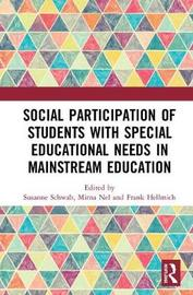 Social Participation of Students with Special Educational Needs in Mainstream Education