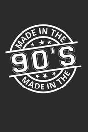 Made in the 90's by Values Tees image