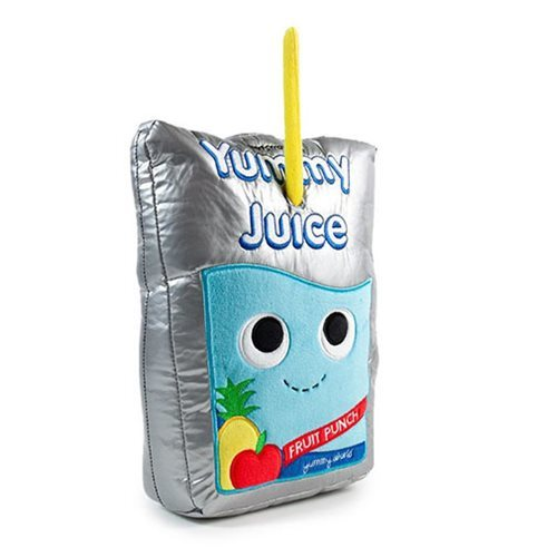 Yummy World: Jake The Juice Pouch - Medium Plush