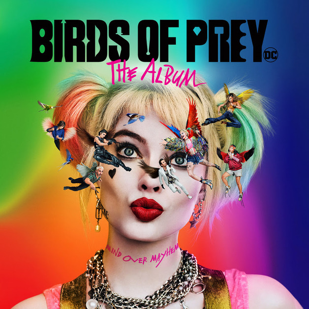Birds Of Prey The Album by Various