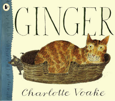 Ginger by Charlotte Voake image