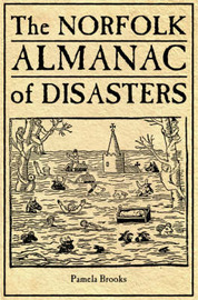 The Norfolk Almanac of Disasters by Pamela Brooks image