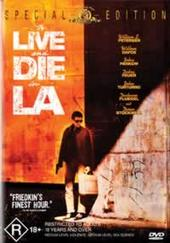 To Live And Die In LA on DVD