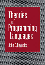 Theories of Programming Languages by John C Reynolds image