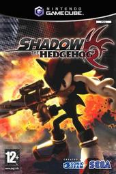 Shadow The Hedgehog for GameCube