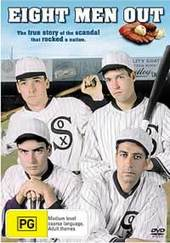 Eight Men Out on DVD