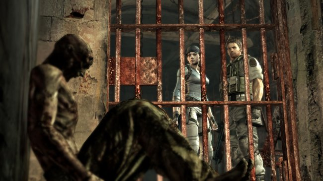 Resident Evil 5 Gold Edition for PS3 image
