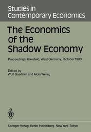 The Economics of the Shadow Economy image