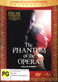 The Phantom of The Opera (2004) on DVD