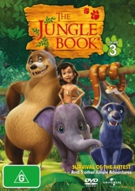 Jungle Book - Volume 3 on DVD