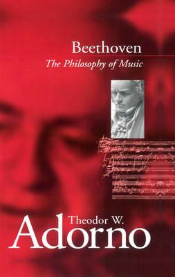 Beethoven by Theodor W Adorno