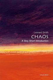 Chaos: A Very Short Introduction by Leonard Smith image