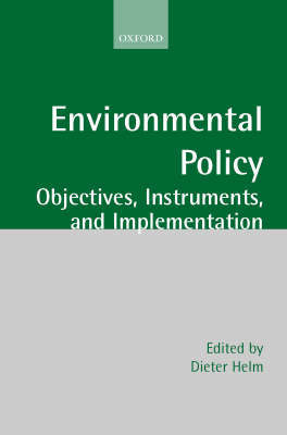 Environmental Policy image