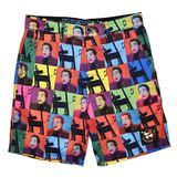 Mambo/ DC Comics Joker Boardshorts (Medium)