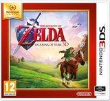 Legend of Zelda: Ocarina of Time 3D (Selects) for Nintendo 3DS