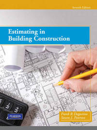 Estimating in Building Construction by Steven J. Peterson image