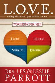 L.O.V.E. Workbook for Men by Les Parrott image