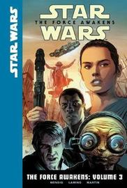 Star Wars the Force Awakens 3 by Chuck Wendig