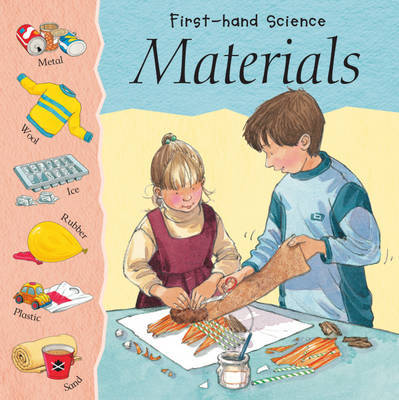 First-hand Science: Materials by Lynn Huggins Cooper image