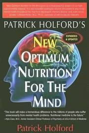 New Optimum Nutrition for the Mind by Patrick Holford