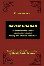 Daven Chabad by David H Sterne