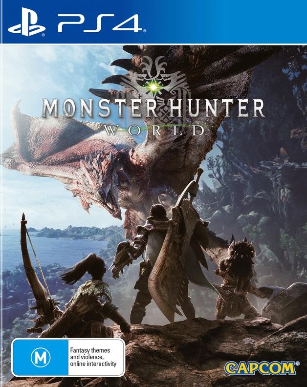 Monster Hunter World for PS4